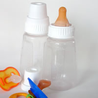 Butelki smoczki dla niemowląt