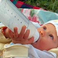 Przekarmianie noworodka