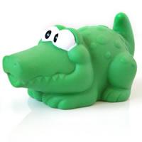 Krokodyl zabawkowy